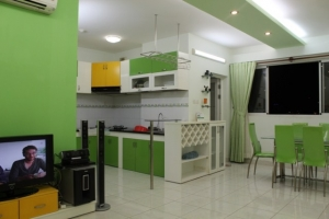 Lovely house for rent in Bui Huu Nghia str, Binh Thanh dist
