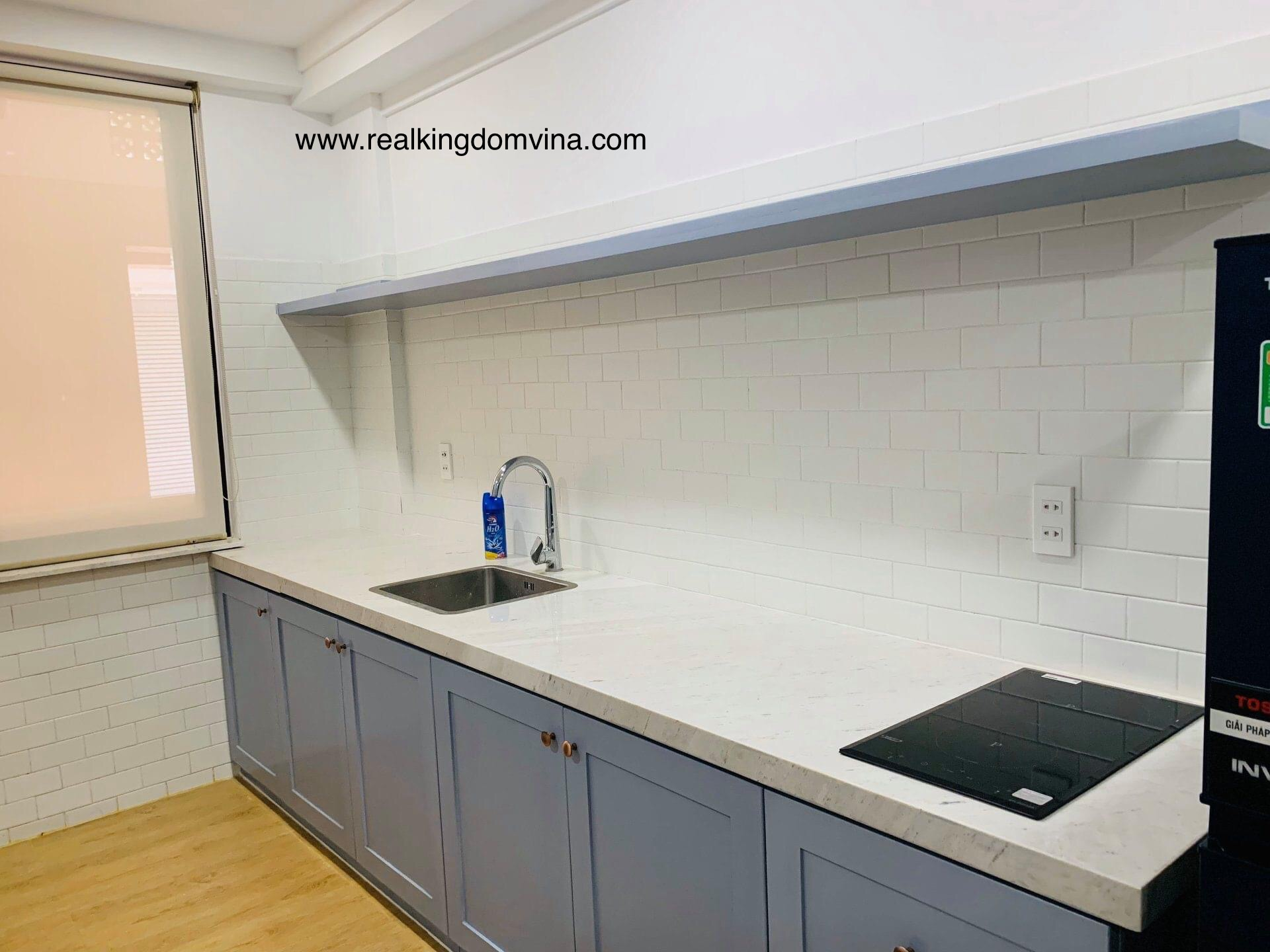 XVNT apartment for lease in Binh Thanh Dist.