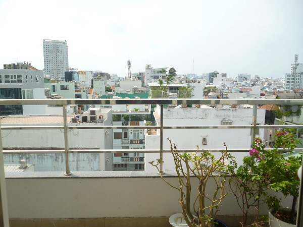 Service apartments brand new for lease in Dist 3 hcmc