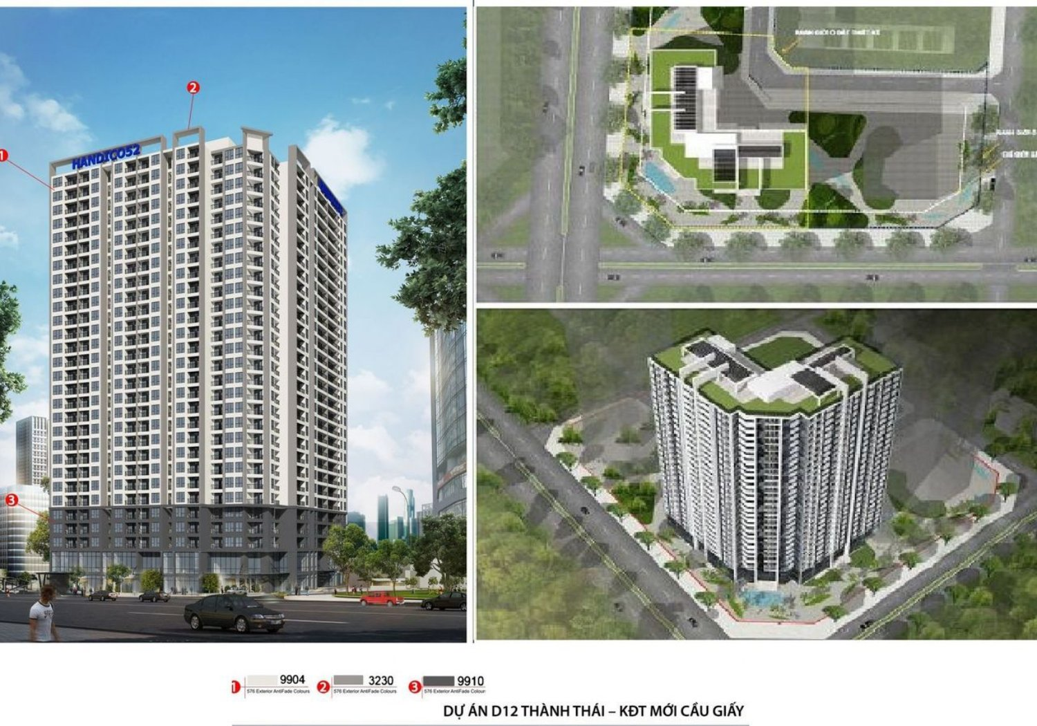 Apartments for Sale in Ha Noi